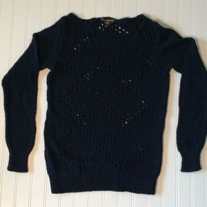 Tommy Bahama Open Weave Pullover Sweater - S/P